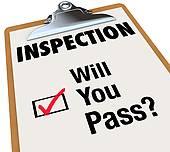 inspection pass