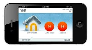 nest stat on phone