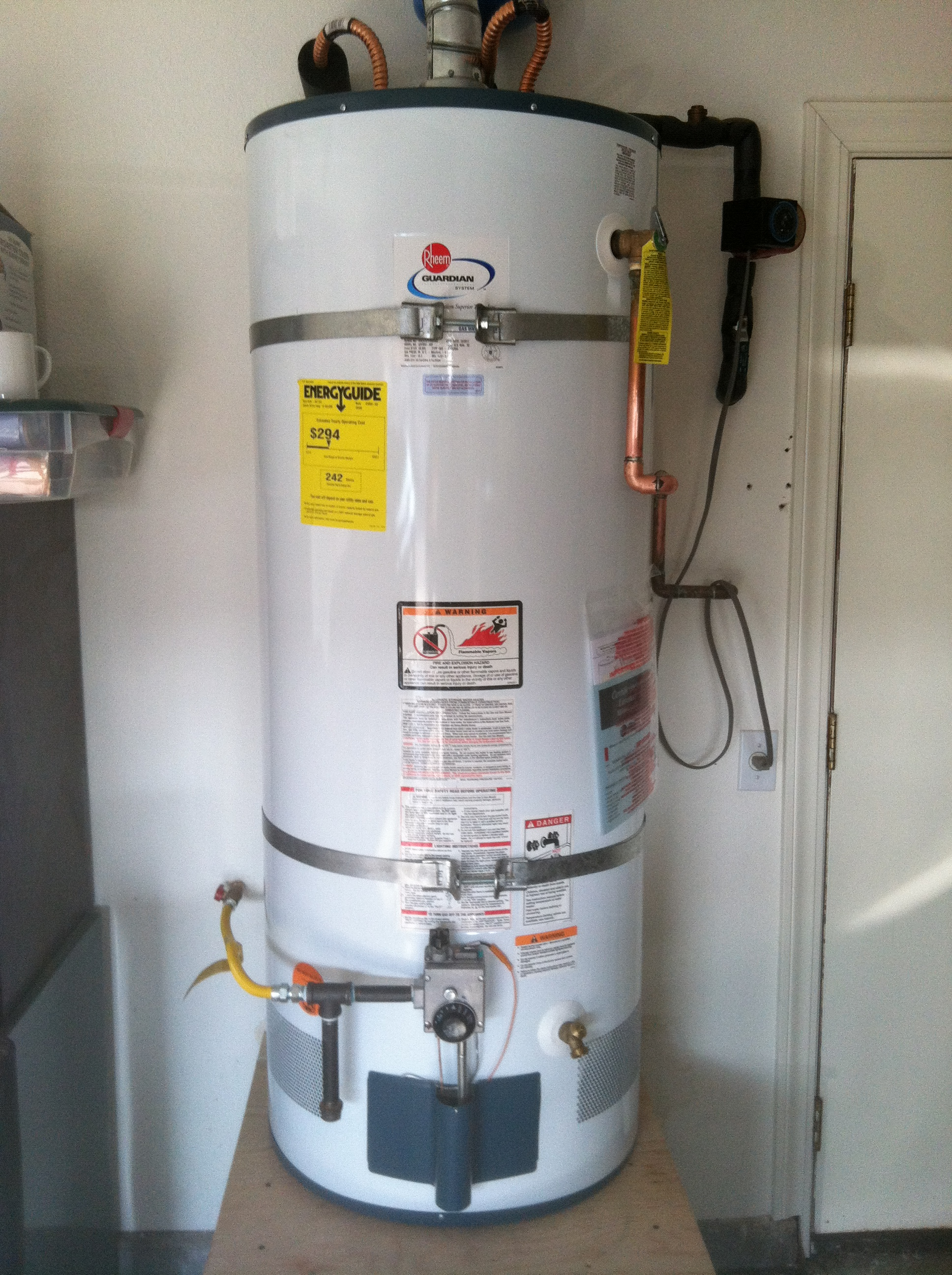 Image Result For When To Replace A Water Heater