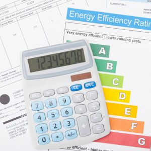 Seasonal Energy Efficiency Ratio (S.E.E.R.)