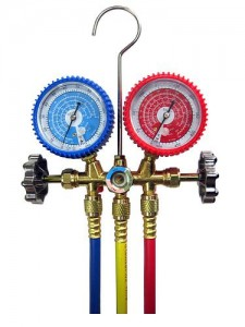 AC Gauges - freon gauges