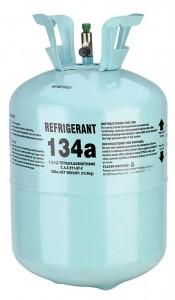 refrigerant and R134a