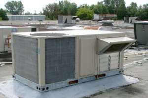 Type of air handling unit