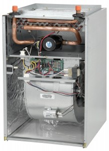 Components if an air handler