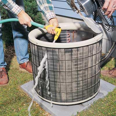 air conditioner condenser unit 101. Black Bedroom Furniture Sets. Home Design Ideas