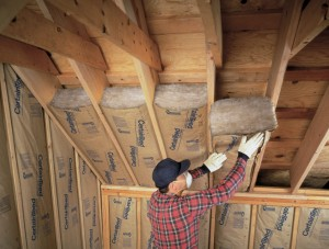 Building Code Enforcement and House Insulation