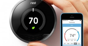 nest thermostat control