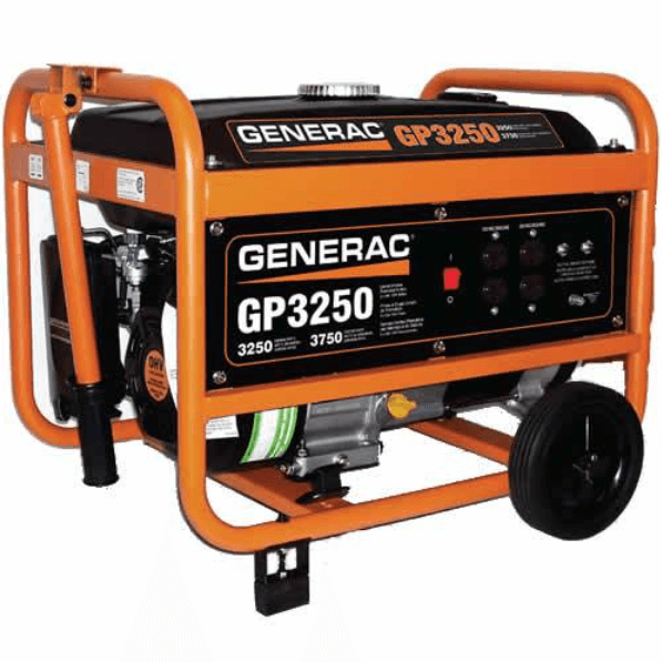 propane generators by generac