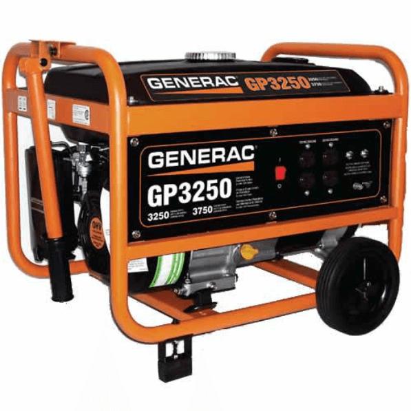 propane generators by generac