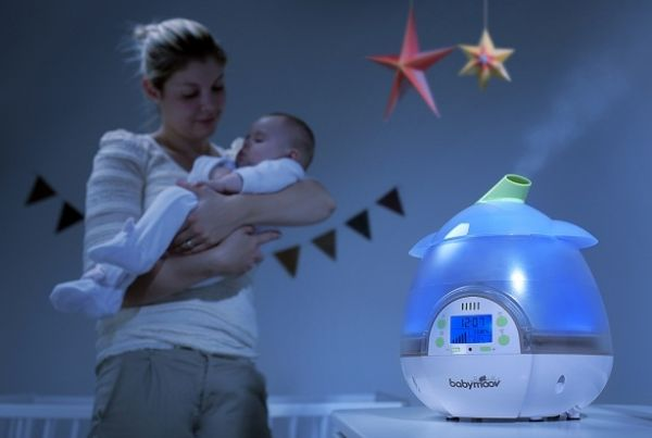 Humidifier Benefits For Children