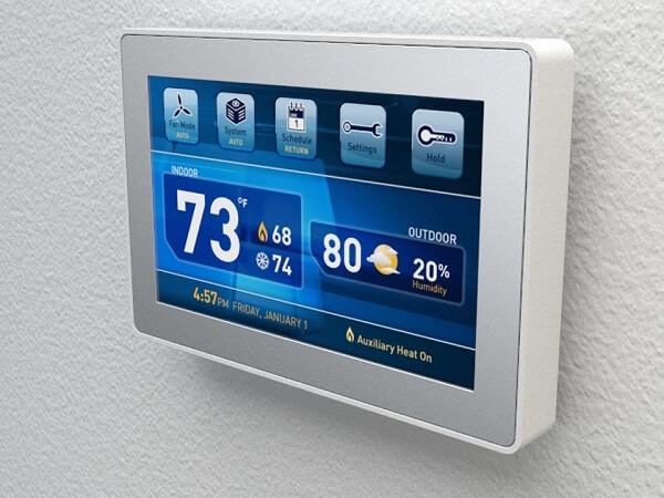 New Digital Honeywell thermostat troubleshooting