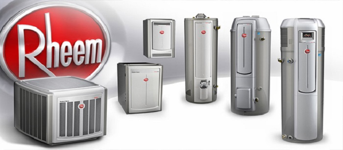 The different options featured in the Rheem AC Reviews