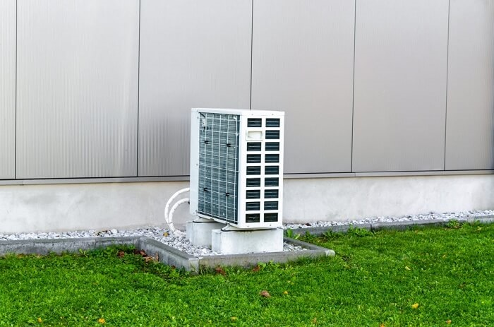 Carrier heat pump