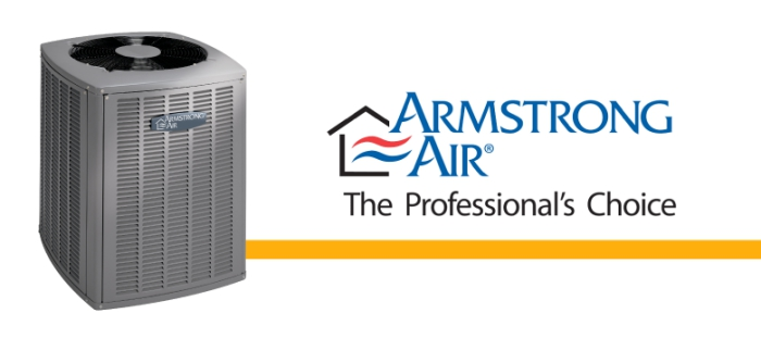 armstrong air conditioning logo