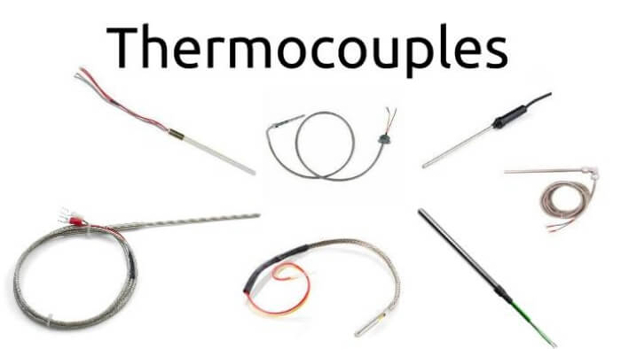thermocouples different types
