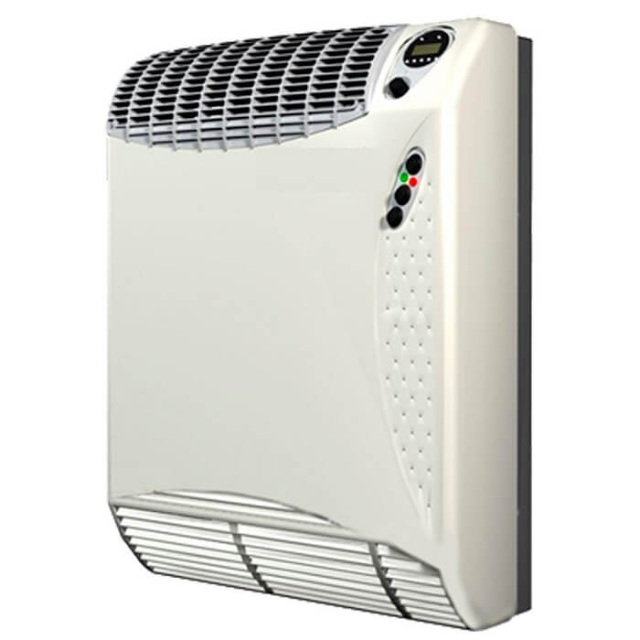 Williams white wall heater