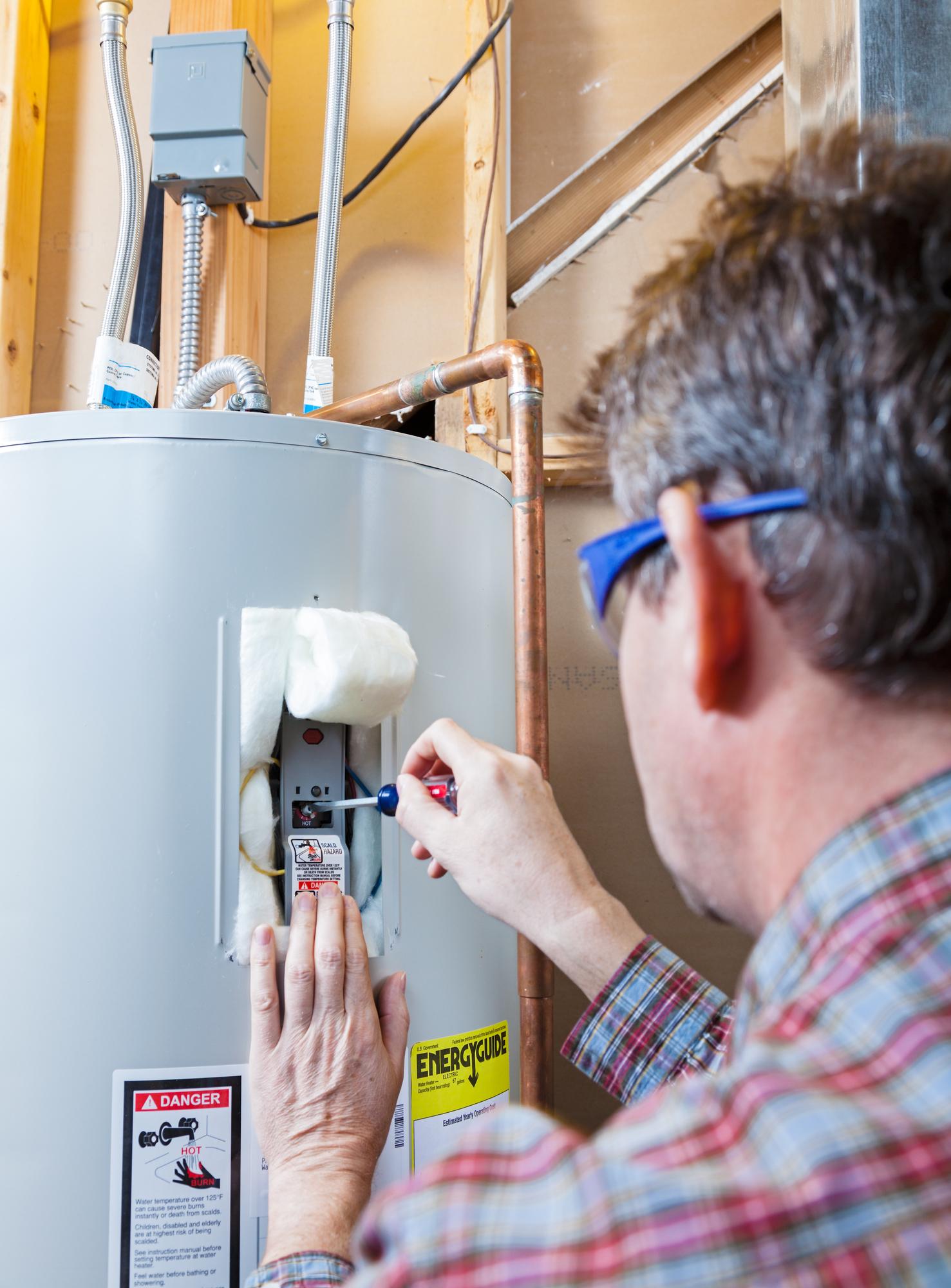 Reliance 606 water heater