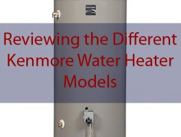 Kenmore Water Heater Models