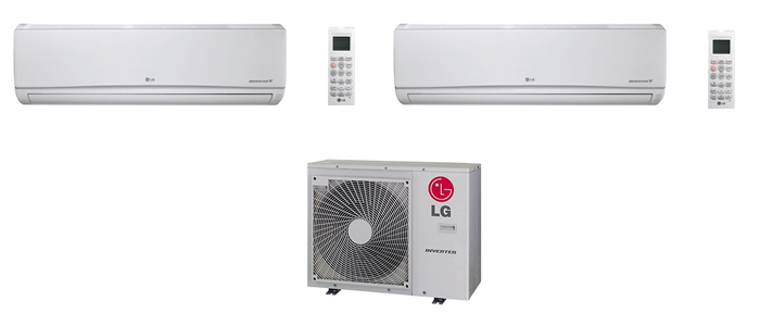 LG ductless air conditioner