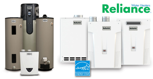 Reliance 606 water heater