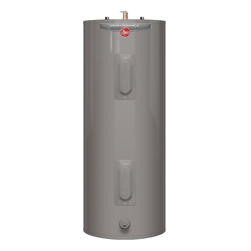 Rheems Performance 50-Gallon Tall Electric