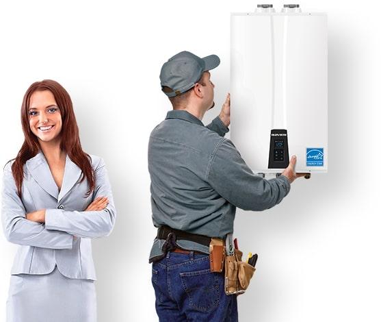Installing Navien Tankless Water Heater