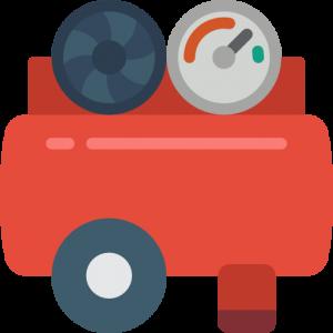 Compressor clipart