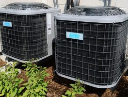 two hvac systems